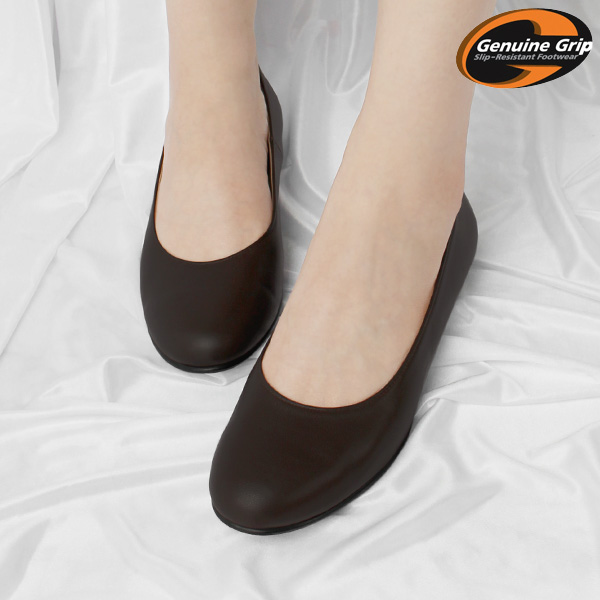 Style 9160 BROWN flat